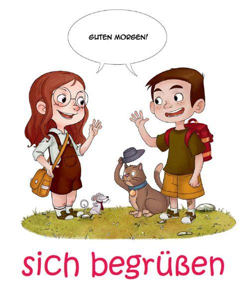 Werteerziehung - Grundschule Bayreuth-Lerchenbühl